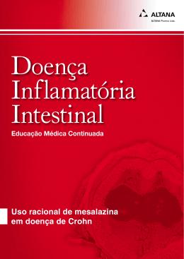 Uso racional de mesalazina em doença de Crohn