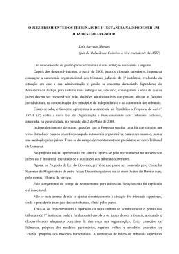 Azevedo Mendes - Movimento Justiça e Democracia