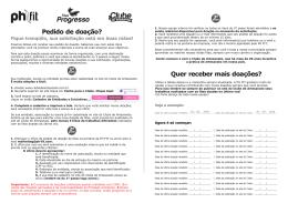 Manual - Clube de Artesanato