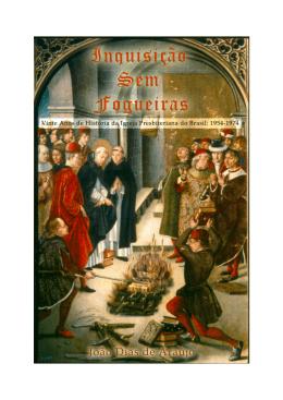 Inquisição sem fogueiras