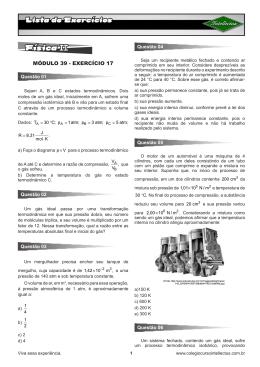 MÓDULO 39 - EXERCÍCIO 17