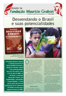 Desvendando o Brasil e suas potencialidades