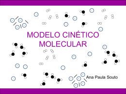 MODELO CINÉTICO MOLECULAR
