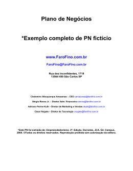 Farofino Edição 2