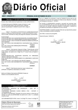 Diário Oficial - 28/09/2015
