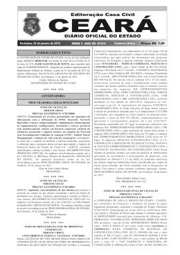 29/05/2015 - Convocação da 5ª Turma para a 2ª Etapa do
