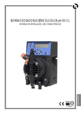 Manual completo DLX PH-RX-CL/M em Português