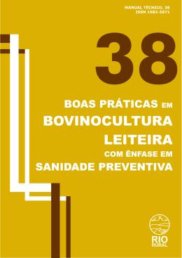 38 - Boas práticas em bovinocultura leiteira