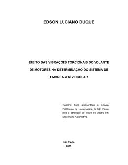 t - Biblioteca Digital de Teses e Dissertações da USP
