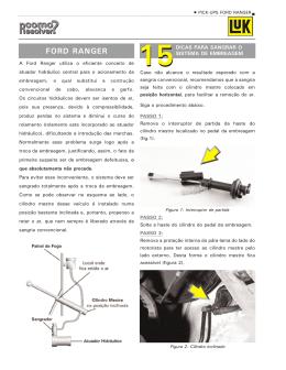 FORD RANGER - 4x4 Brasil
