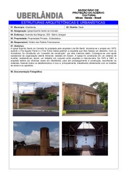 Igreja Divino Espírito Santo do Cerrado 2012