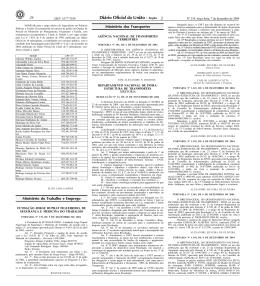 26 Ministério do Trabalho e Emprego Ministério dos