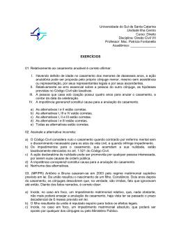 Invalidade do Casamento - patriciafontanella.adv.br
