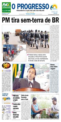 PMDB define pré-candidatos na Capital Fronteira