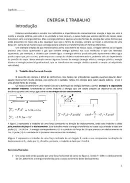 Conceito de Energia - Vamos Estudar Física