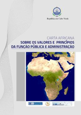 carta africana sobre os valores e principios da apub