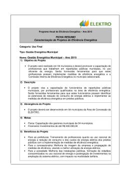 PEE03_2015_Gestão Energética Municipal