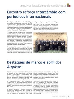 Revista ABC - Jornal SBC