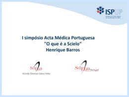SciELO - Acta Médica Portuguesa