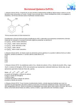 Revisional Química EsPCEx