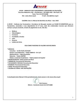 AMENE ASSISTENCIA MEDICA