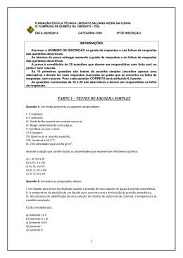 OQLiberato 14EM1 - Fundação Liberato