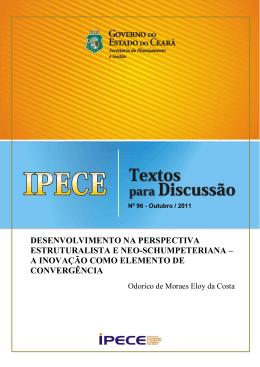 Desenvolvimento na Perspectiva Estruturalista e - Ipece