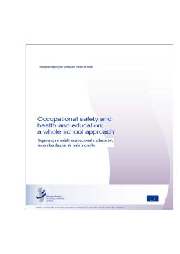 Segurança no trabalho e saúde e educação uma abordagem de