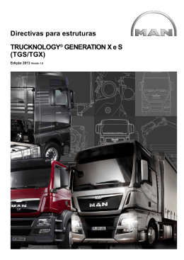 TRUCKNOLOGY® GENERATION X e S (TGS/TGX)