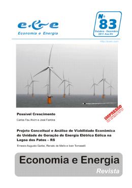 Revista e&e 83 versão em PDF