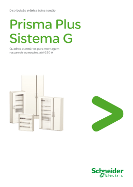 Prisma Plus Sistema G