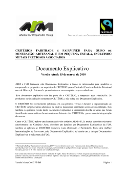 Documento Explicativo