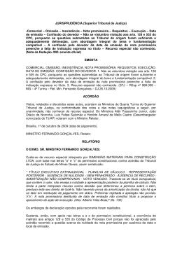 Comercial – Omissão – Inexistência – Nota promissória - Anoreg-MT