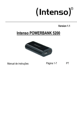 Intenso POWERBANK 5200