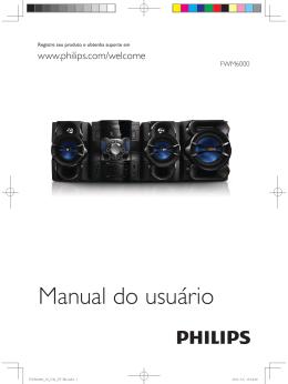 Baixar Manual em PDF - philipsconsumerlifestyle.com
