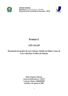Documento de projeto