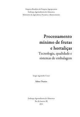 Livro Processamento Minimo