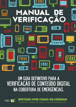 Manual de Verificação - Verification Handbook