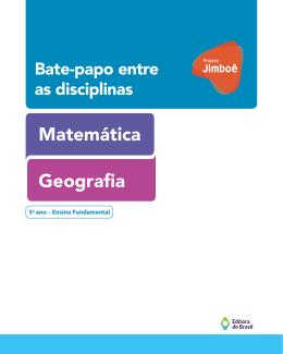 Matemática Geografia