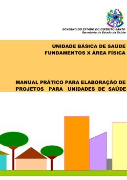 Elaboração de Projetos para Unidades de Saúde