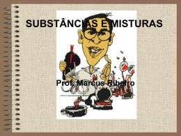 Mistura - Prof Marcus Ribeiro