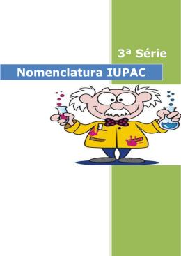 Nomenclatura IUPAC. Clique Aqui