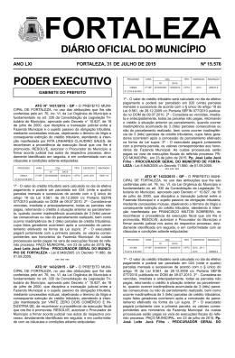 - Prefeitura Municipal de Fortaleza