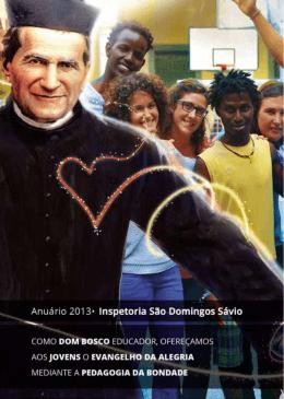 Clique aqui para baixar o PDF - Inspetoria Salesiana São Domingos