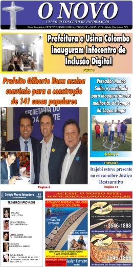Edição: 358 - Jornal O NOVO
