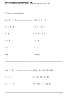 exercicios-resolvidos-de-equacoes-do-1°-grau