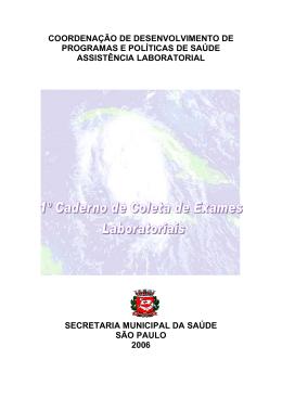 COORDENAÇÃO DE GESTÃO DESCENTRALIZADA