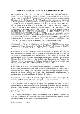 instrução normativa nº 1, de 10 de setembro de 2002 o secretário de