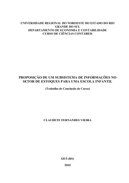 TCC Final - PDF - Biblioteca Digital da UNIJUÍ