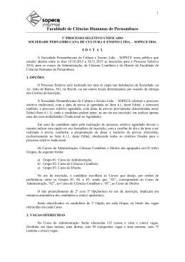 Faculdade de Ciências Humanas de Pernambuco